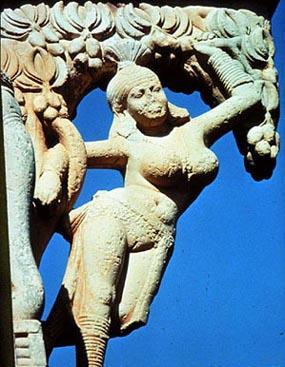 Yakshi Figure