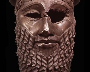 Head of an Akkadian Ruler c. 2250-2200 BCE