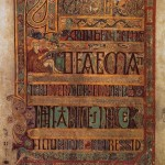 1 - Book of Kells, f. 8r