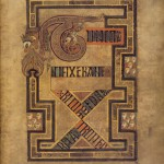 2. Book of Kells, f. 124r