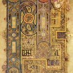 3. Book Of Kells, F. 130R