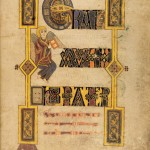 4. Book of Kells, f. 183r