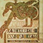 9. Lindisfarne Gospels, f. 29r