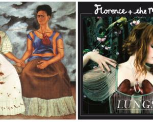 Frida Kahlo vs. Florence and the Machine