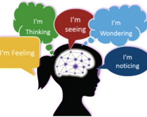 metacognition graphic